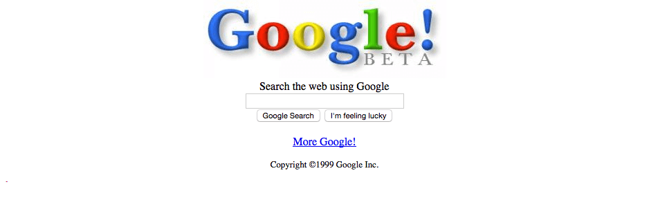 Google 1999 - Purple Thread Media